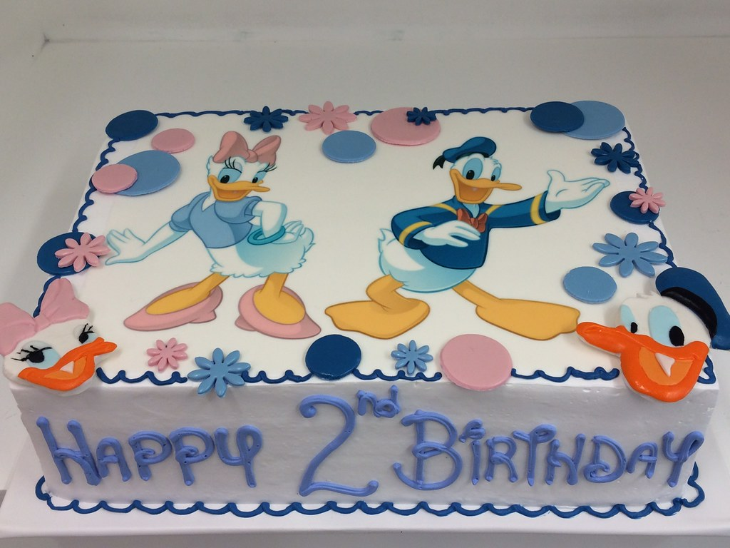Donald Duck Cake Pan