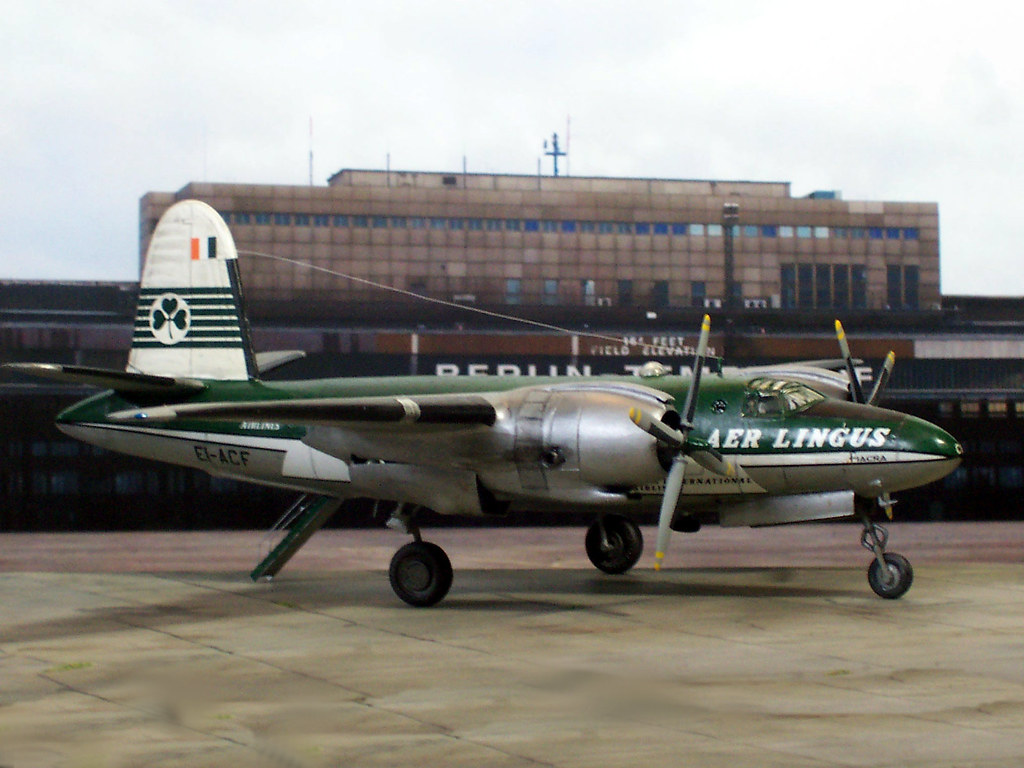 1 72 hunting percival aircraft commuter martin b 26b. Black Bedroom Furniture Sets. Home Design Ideas