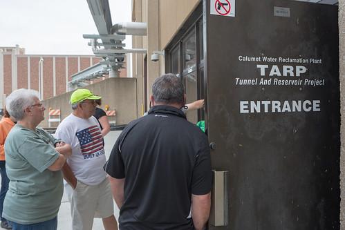 TARP Entrance