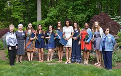 20. WCC Scholarship Tea - May 20, 2015