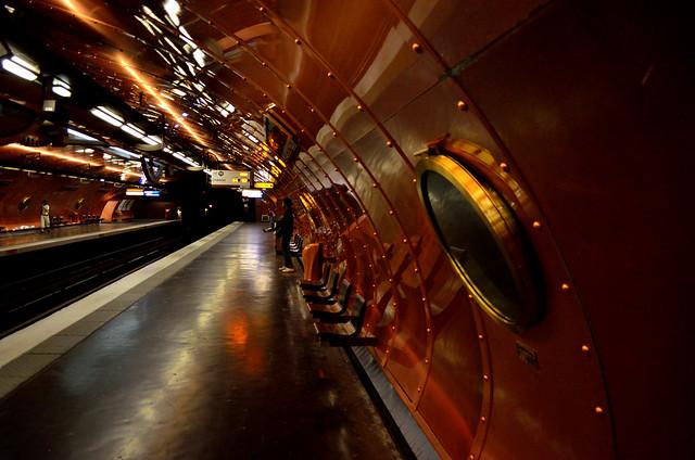 Steampunk Station
