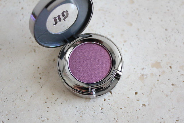 Urban Decay Eyeshadow Backfire review