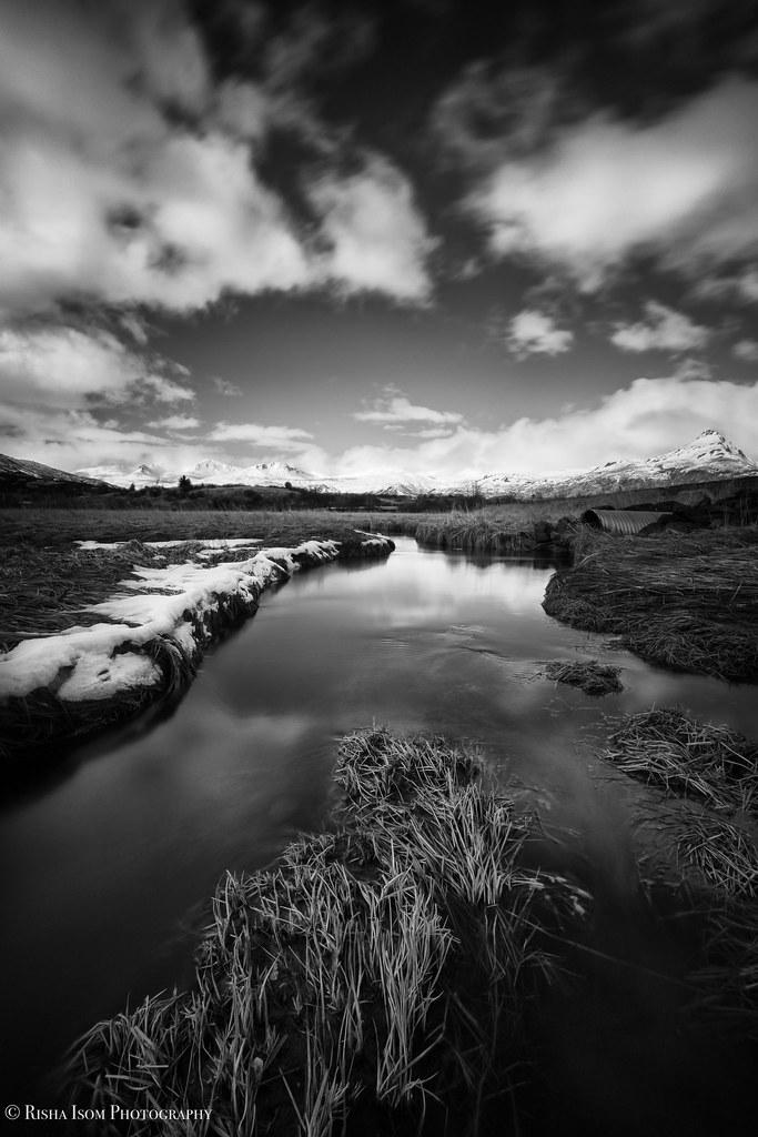 Womens Bay Drama- Kodiak Alaska | I love black and white ...