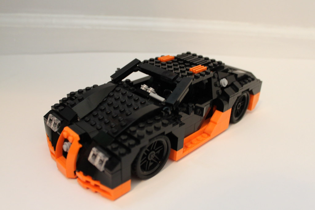 lego bugatti veyron super sport it 39 s the world 39 s fastest p flickr. Black Bedroom Furniture Sets. Home Design Ideas