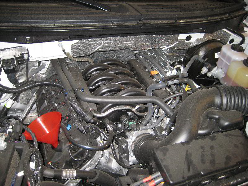 Image Result For Ford F Oil Change