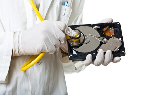 Data Recovery Services and Professionals