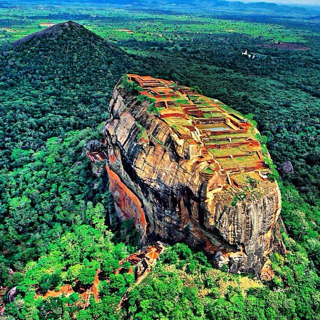 Sigiriya, Sri Lanka. #TheCityVibe #BucketList #Nature #Ins…   Flickr