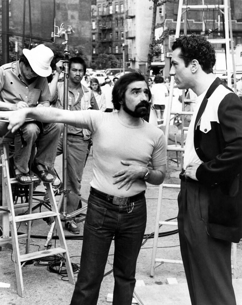 Martin Scorsese Robert...
