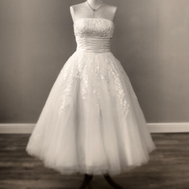 Viva Vintage The Hepburn A Classic 1950 S Style Tulle
