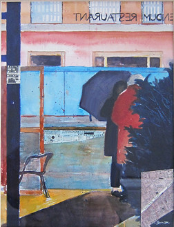 Rain Date no frame
