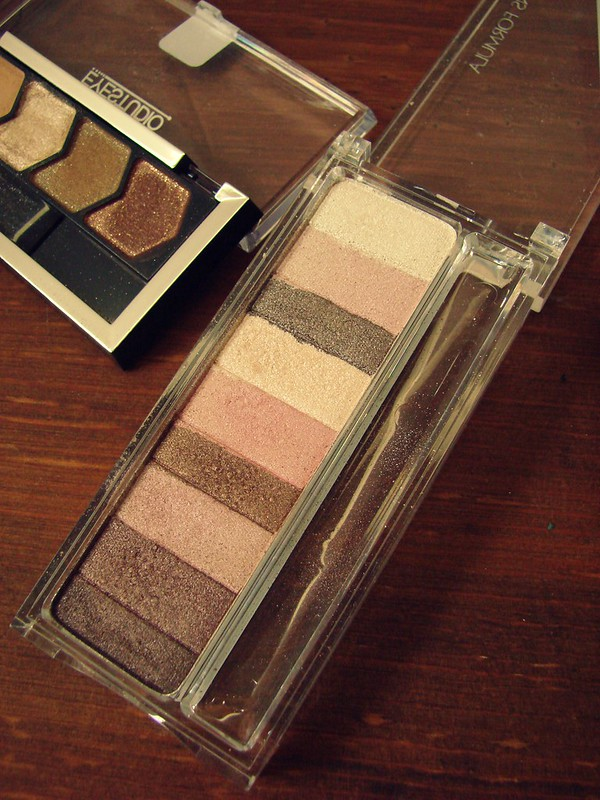 Drugstore Neutral Eyeshadow Palettes 5