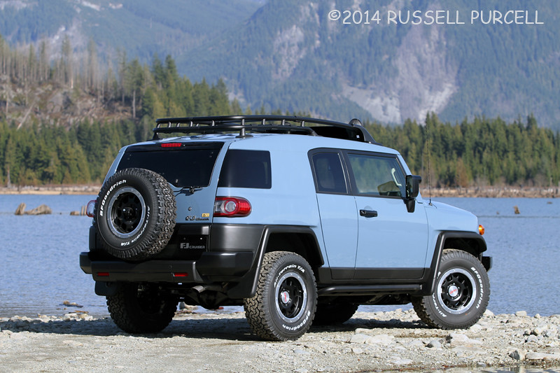 2014 Toyota Fj Cruiser Trail Teams Ultimate Edition Flickr