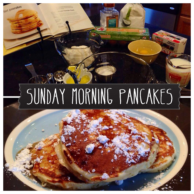 Sunday Morning Pancakes | Flickr - Photo Sharing!