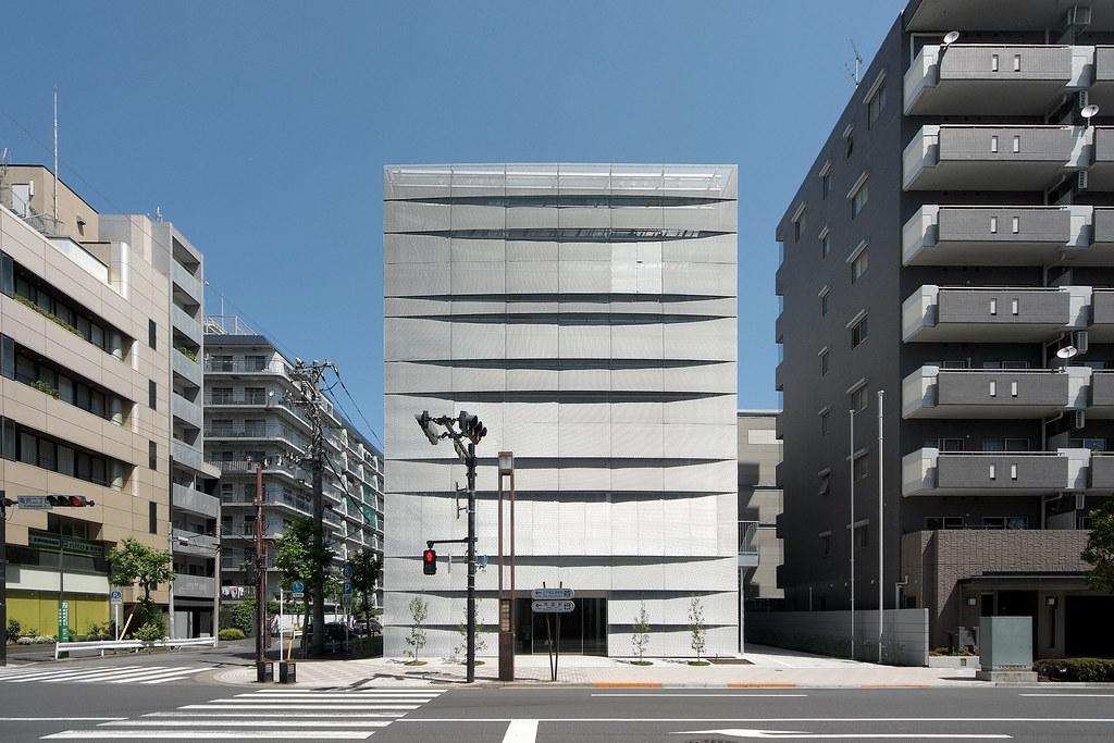 Yoshida Printing Headquarters: Kazuyo Sejima, Tokyo, 2014 | Flickr ...: https://flickr.com/photos/76223770@n00/14085532670
