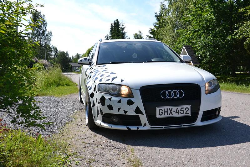 Zoml: Audi A4 B7 Avant //Mätäs Crew 18792158403_df79df0f0a_c