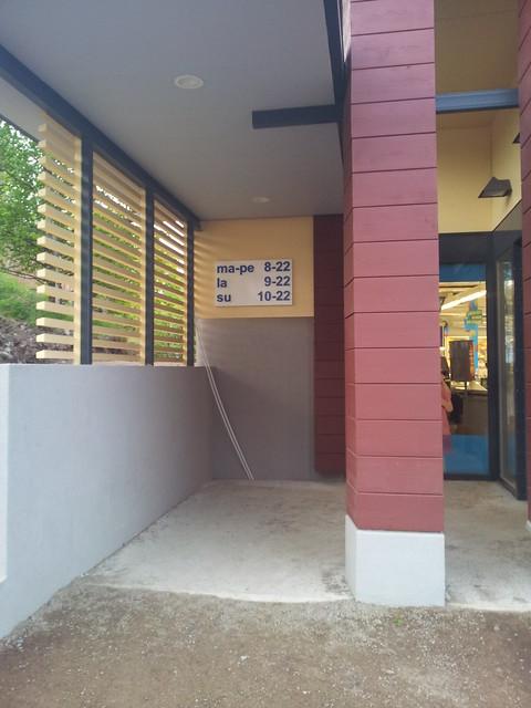 thaiklupi siwa aukioloajat helsinki