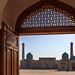 Look outside! Tashkent, Uzbekistan