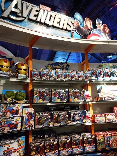 Marvel Toys R Us : Marvel toys at r us in new york flickr photo sharing