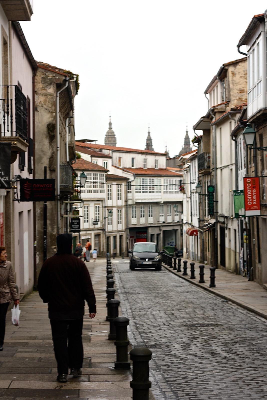 Rúa de San Pedro, Santiago de Compostela