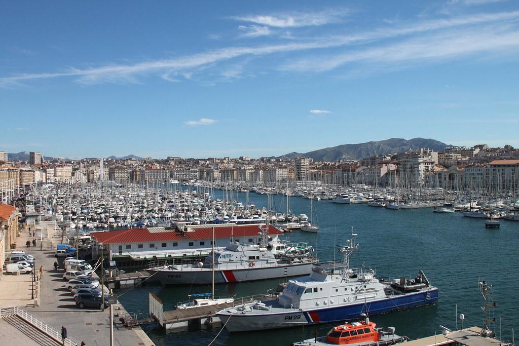 Tour Du Roi Rene Marseille