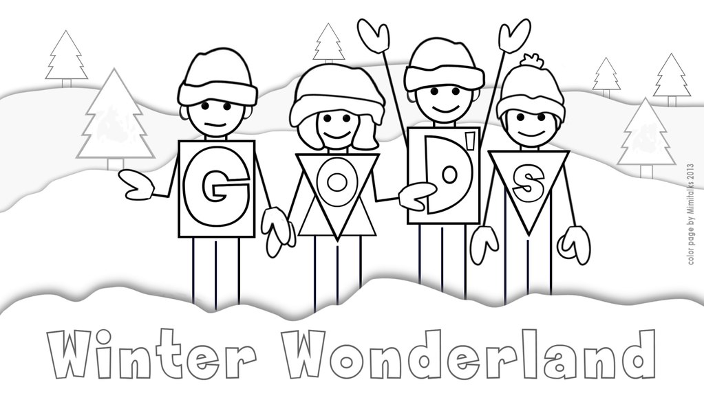 Image Result For God Coloring Pages