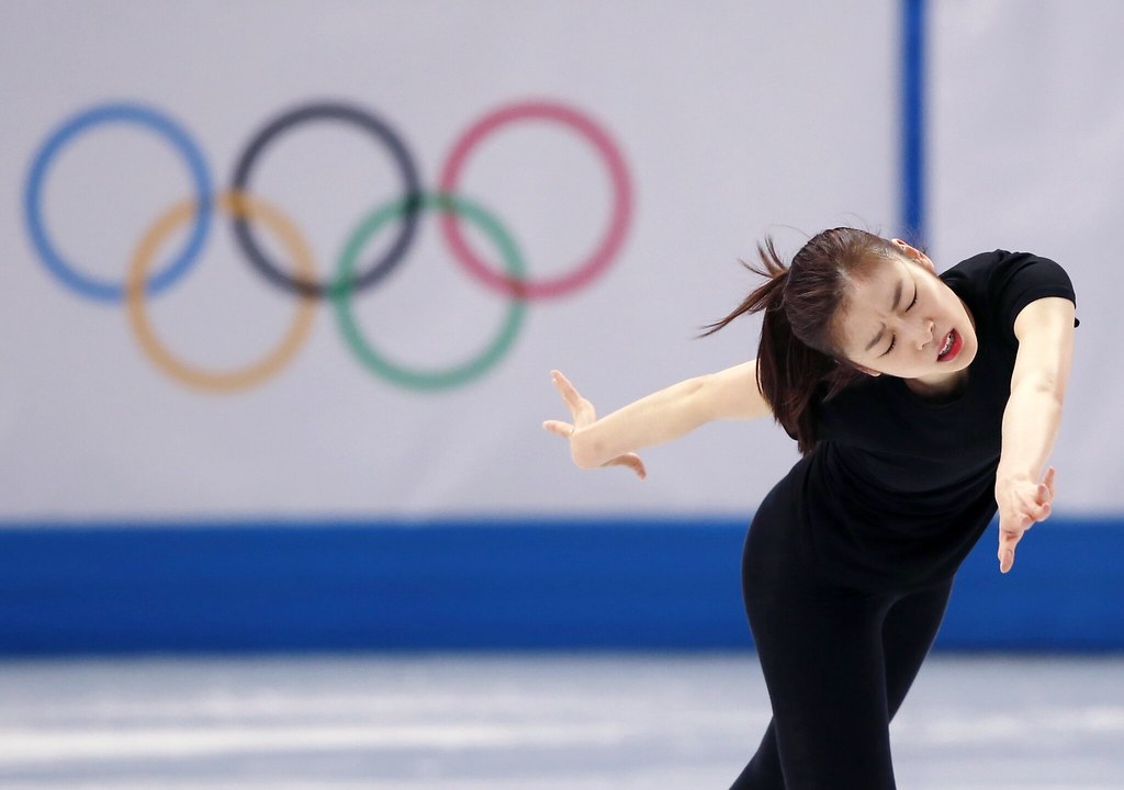 Figure Skating Queen YUNA KIM | Flickr - Photo Sharing!