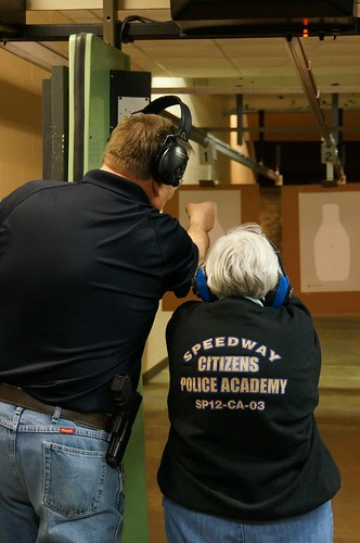Speedway Police Department Citizens Academy
