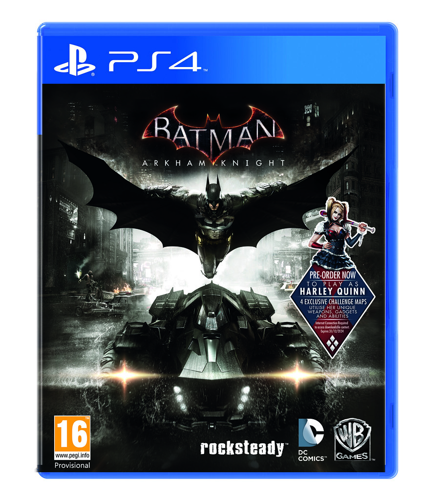 batman arkham knight arrives on ps4 in 2014   playstation