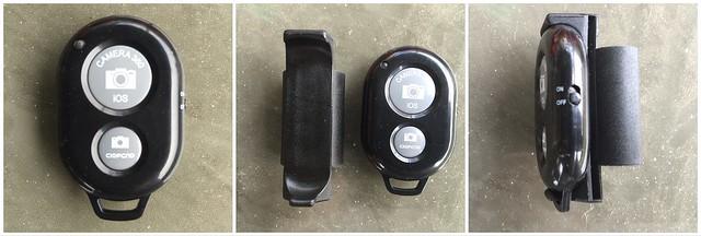 XSHOT Bluetooth Remote