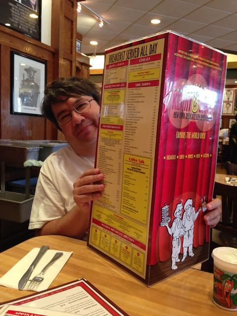 Kenny & Ziggy's, Houston TX
