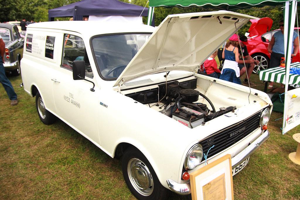 Flitwick Classic Car Show