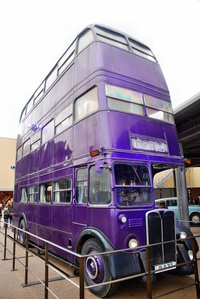 Harry Potter Knight Bus | To drive this in London during ...