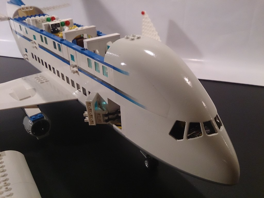 Lego A380 Assembly 12 14 Lego A380 This Is A Non