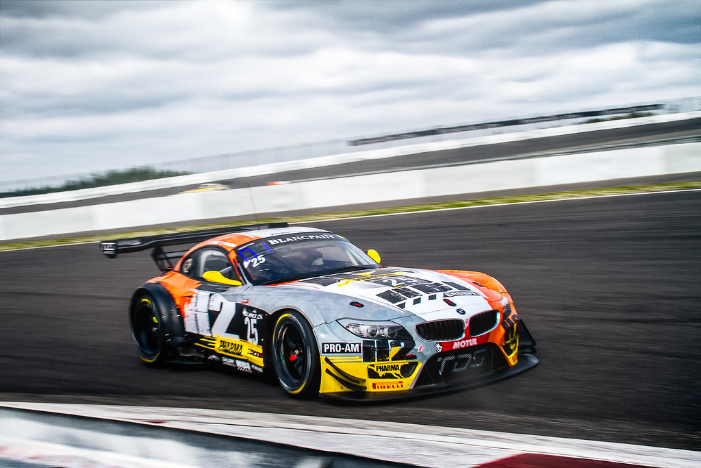 Tds Racing Bmw Z4 Gt3 Blancpain Thank You Very Much For