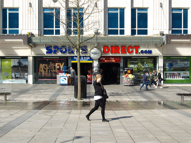 Sports Direct With Girl Passing Flickr Photo Sharing