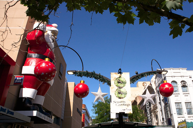 Adelaide christmas decorations australia flickr photo for Australian christmas decoration ideas