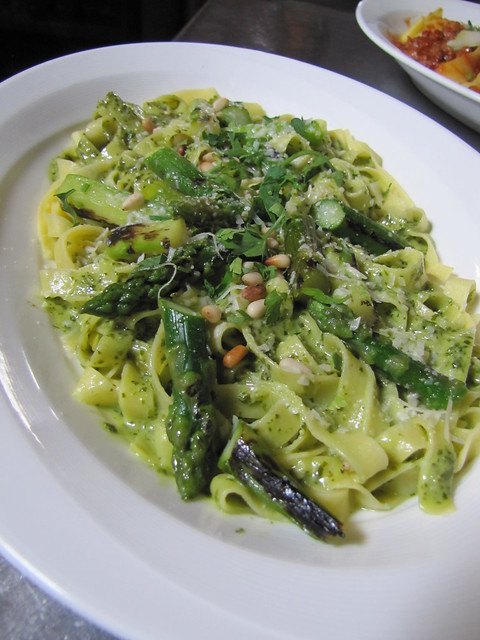 Pesto Genovese at Little Napoli Ristorante