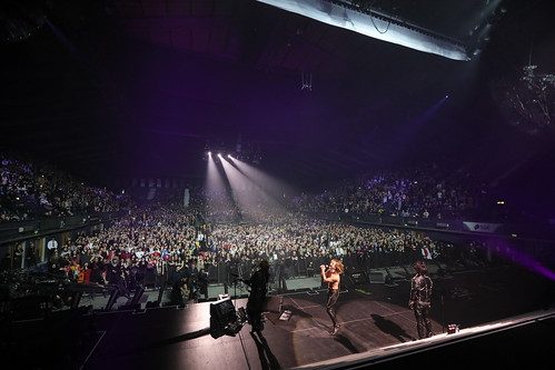 X JAPAN TAKES OVER LONDON FOR THE RELEASE OF 'WE ARE X' AND EPIC SOLD-OUT SHOW AT LONDON'S WEMBLEY ARENA