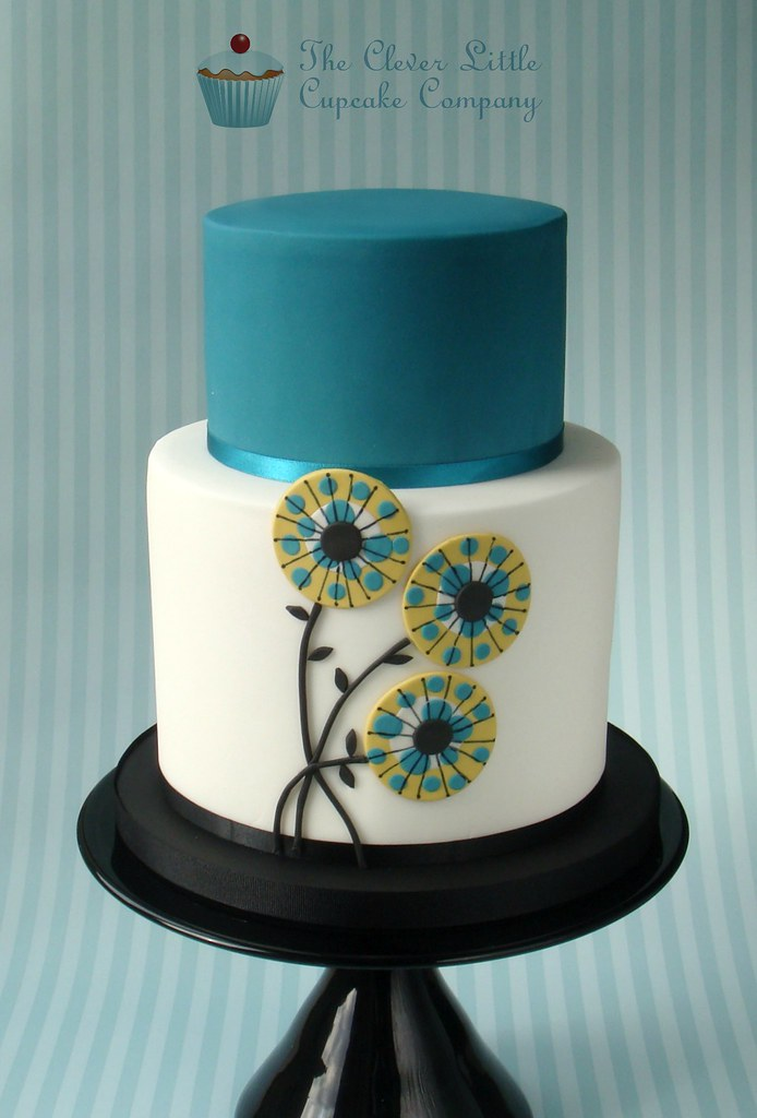 average height for a wedding cake teal wedding cake extended height bottom tier with 10922