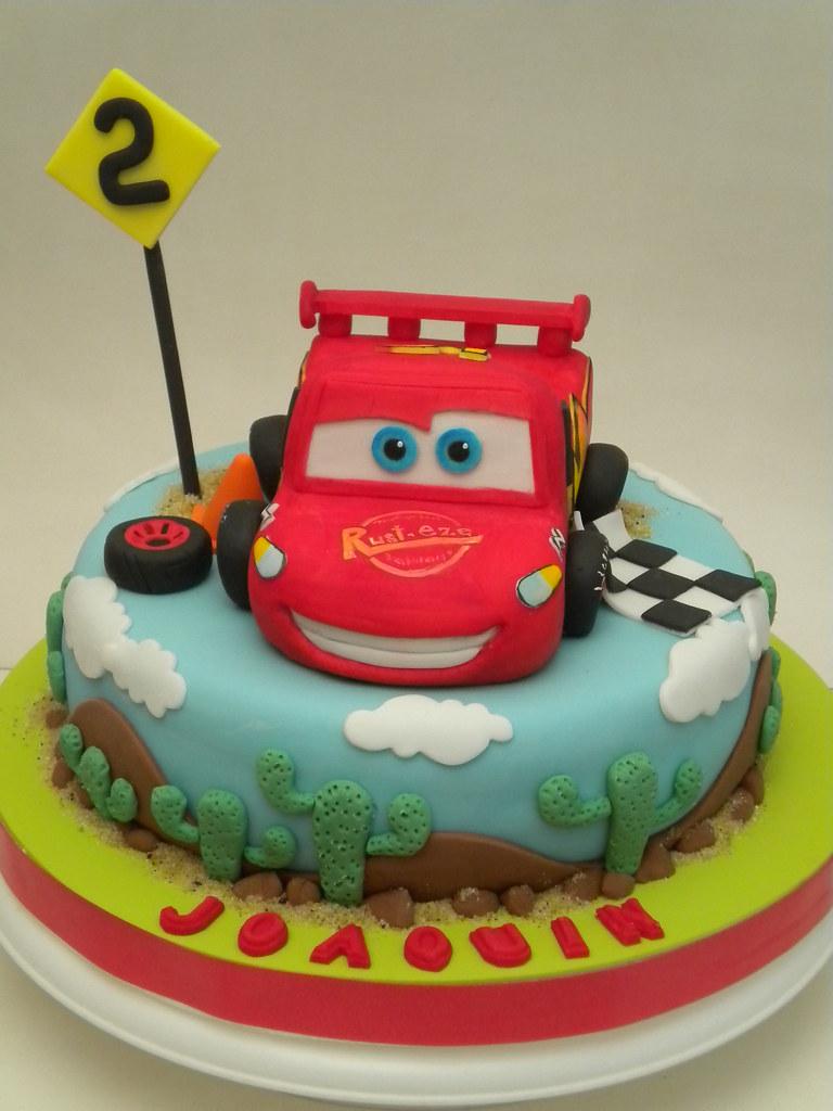 Torta Cars Pastelera Bakery Shop Flickr