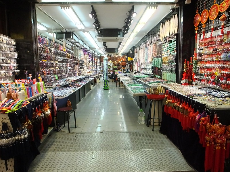Stanley market jewelry shop