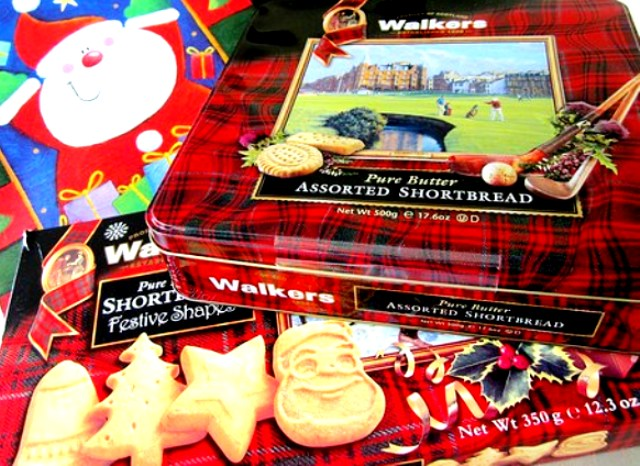 Walkers' Scottish shortbread