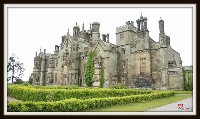 tudor gothic style victorian mansion house flickr