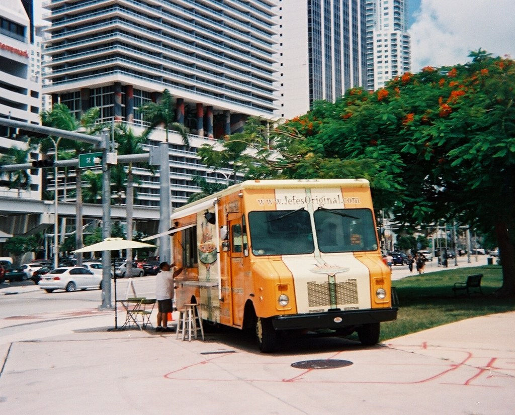 Miami Food Truck Gathering