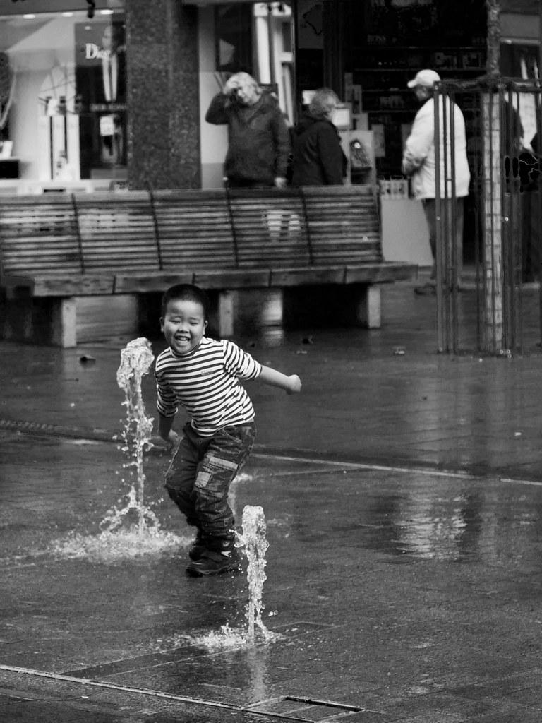 Dancing in the rain | gerrit.photography | Flickr