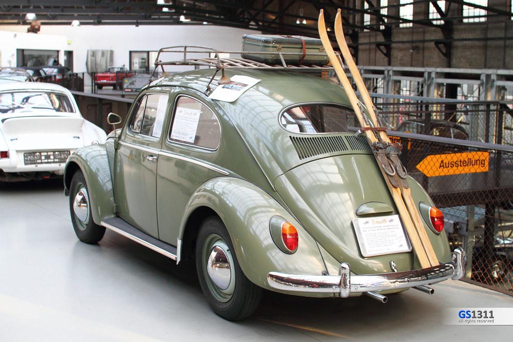 1953 - 1957 VW Käfer Ovali (12) | Join my car pics page on f… | Flickr