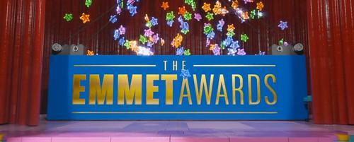 The LEGO Movie The Emmet Awards
