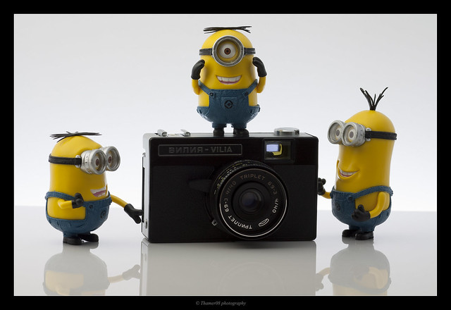 minion cam  Flickr - Photo Sharing!