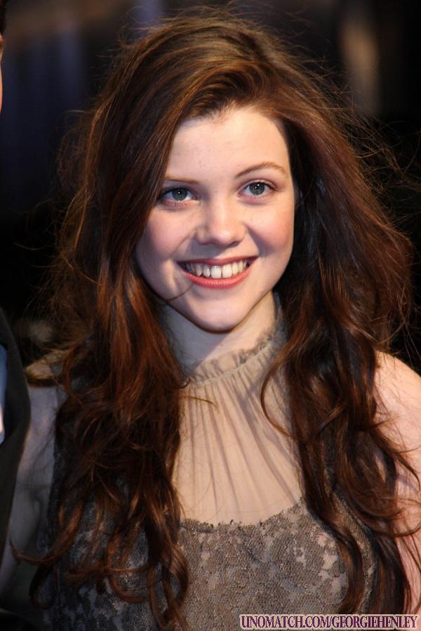 Georgie Henley Beautiful Teenage Actress