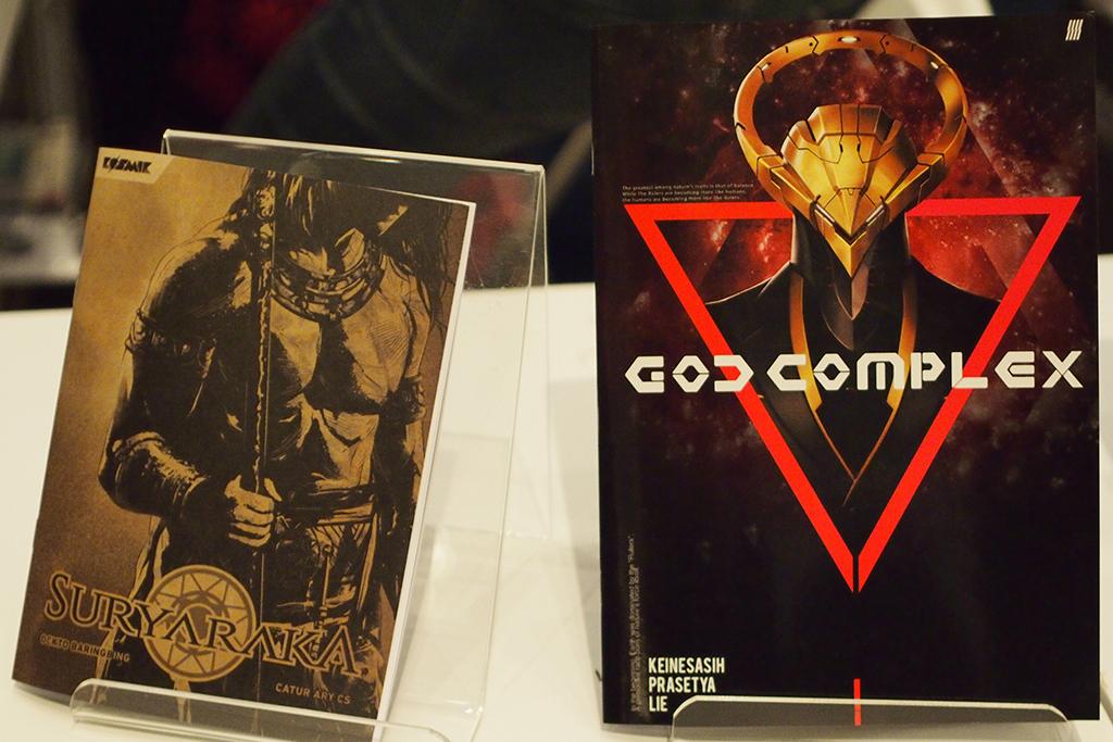 Komik God Complex